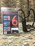 "QuickPoint""QuickFire"" Slingshot - 22# Powerband with Magnetic Pouch & D Loop"