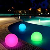 Floating 10' Light Up LED Ball- As Seen On The Today Show