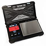 Triton T3R Recharbeable Scale 500g x .01g