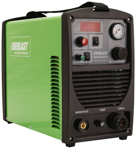 Everlast PowerPlasma 50 IGBT Plasma Cutter 50amp...