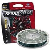 SpiderWire Ultracast Fluoro-Braid, Moss Green, 125-Yard/20-Pound
