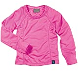 Toddler Girl Dark Pink Bug Repelling Performance Top by Bug Smarties, Size 4T