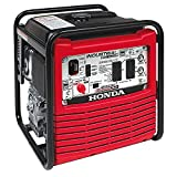 Honda 2,800-Watt Gasoline Powered Portable Industrial Inverter Generator with Eco-Throttle and Oil Alert