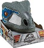 Jurassic World Chomp 'n Roar Mask Velociraptor: Blue [Amazon Exclusive]