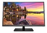 2018 HP Professional 32' Full HD 16:9 LED-backlit Widescreen Monitor with Tilt Adjustment, VESA Mount, 1920 x 1080, 60Hz, 250 cd/m², 178° / 178°, HDMI, VGA, Black