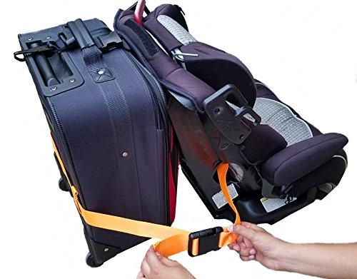 Car Seat Travel Belt   Car Seat Travel Strap to Convert your Car Seat