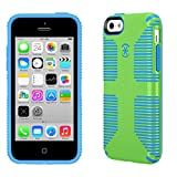 Speck Candyshell Grip Case iPhone 5c Leaf Green Lagoon Blue 71216-B957