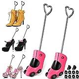 XYH High Heel Shoe Stretcher for Women Shoe Stretchers Adjustable Width Women's Shoe Stretcher Size(4.5-11)