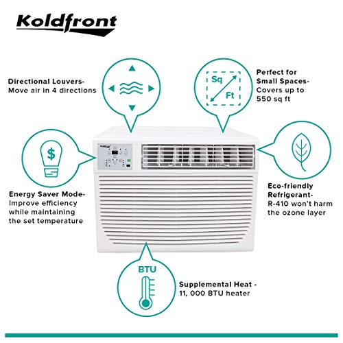 Koldfront-WAC12001W-12000-BTU-208230V-HeatCool-Window-Air-Conditioner