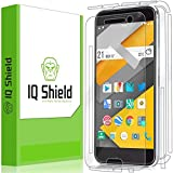 IQ Shield Full Body Skin Compatible with HTC 10 (One M10) + LiQuidSkin Clear (Full Coverage) Screen Protector HD and Anti-Bubble Film