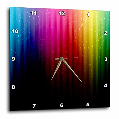 Discover Vivid Bold And Playful Rainbow Wall Decor