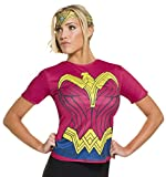 Rubie's Women's Batman V Superman: Dawn of Justice Wonder Woman Costume Top