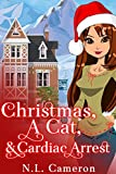 Christmas, a Cat and Cardiac Arrest (A Heather's Forge Cozy Mystery Book 1)
