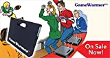 GiantBioGEAR GameWarmer: Rechargeable Heated Stadium Seat Cushion (Lasts up to 5 Hours)