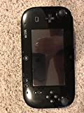 Replacement Official Authentic Nintendo Wii U Gamepad [Black] - Bulk Packaging