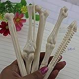 (High-Season) 0.7 Refill Student Creative Ballpoint Pen Human Bones Ballpen School Supplies Office Supplies Home Decoration Kids Gift Reward