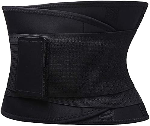 Reshe Waist Trainer Belt for Women Fitness- Waist Cincher Trimmer - Slimming Body Shaper Belt - Sport Girdle Belt 4