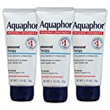 Aquaphor Healing Ointment - Protectant for Cracked Skin - Hands, Heels, Elbows, Lips - 1.75 oz. Tube (Pack of 3)