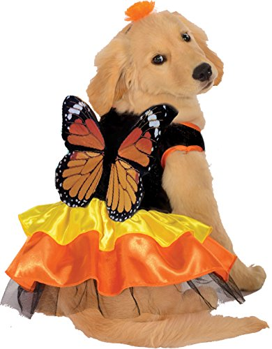 Rubie's Pet Costume, Small, Monarch Butterfly