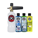 Chemical Guys EQP_313 TORQ Professional Foam Cannon and Soap Kit (4 Items)