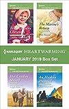 Harlequin Heartwarming January 2019 Box Set: A Clean Romance