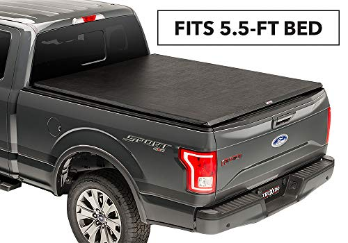 TruXedo TruXport Soft Roll Up Truck Bed Tonneau Cover | 273901 | fits 14-19 Toyota Tundra w/Track System 5'6' bed