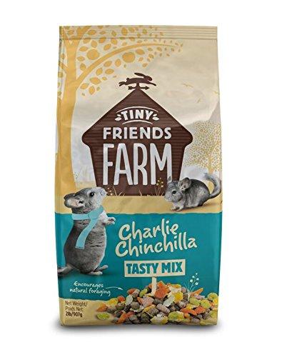 Supreme Petfoods Tiny Friends Farm Charlie Chinchilla Food, 2 Lb 1