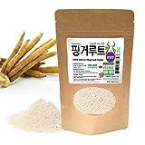 [Medicinal Herbal Powder] 100% Natural Fingerroot / Finger Root Powder ( Boesenbergia rotunda / aochunjiang / 핑거루트 분말 ) (8 oz)