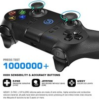 GameSir T1s Kablosuz Bluetooth Joystick Oyun Kolu / Kontrolcüsü Android / PC / PS3 / Smart TV ile Uyumlu 19