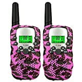 Dreamingbox Birthday Presents Gifts for 3-12 Year Old Girls, Tisy Handheld Two Way Radios for Teen Toys for 3-12 Year Old Girls DJ09