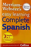 Merriam-Webster's Easy Learning Complete Spanish (Spanish and English Edition)