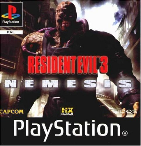 Resident Evil 3 Nemesis - Playstation - PAL: Amazon.co.uk: PC ...