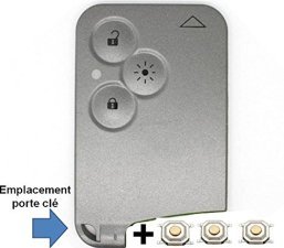 Coque-carte-de-cl-plip-Renault-3-boutons-Mgane2-Laguna2-Scenic2-Clio3-modle-PHAREFEU-sans-lame-3-boutons-Switch--souder