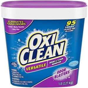 OxiClean Odor Blasters Stain & Odor Remover,5 lb 51ObeYAkwLL