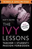 The Ivy Lessons: A simmering teacher student love affair (Ivy Lessons Series Book 1)