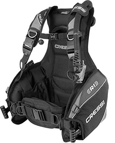 Cressi R1 Weight Integrated BCD