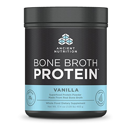Vanilla Flavored Bone Broth Protein Powder