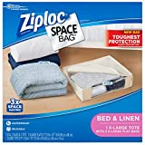 Ziploc Space Bag 3ct Variety Pack (2 XL Flat, 1 XL Shell)