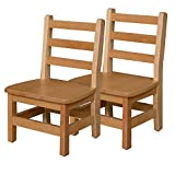 """Product review for Wood Designs WD81002 10"""" Chair, Carton of (2)"""
