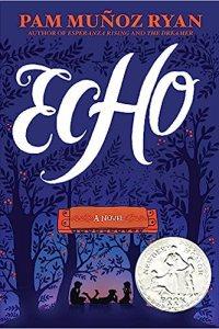 Hispanic Ownvoices Echo Book Cover
