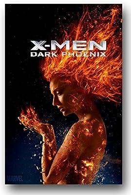 Image result for dark phoenix poster