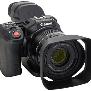 Canon XC10 4K Professional Camcorder and Memory Card