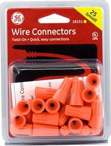 GE Twist-On Wire Connectors