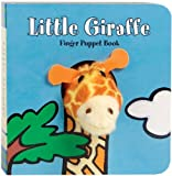 Little Giraffe: Finger Puppet Book (Little Finger Puppet Board Books)
