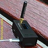 MMDVM Hotspot Spot Radio Station Wifi Digital Voice Modem P25 DMR Hotspot Support YSF Raspberry Pie OLED Antenna
