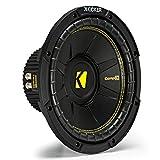 Kicker CWCD104 CompC 10' Subwoofer Dual Voice Coil 4-Ohm