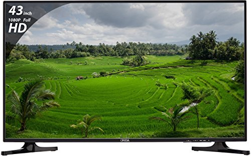 Onida 109.22 cm (43 Inches)  Full HD LED TV 43FB1 (Black) 1