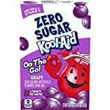 Kool Aid Grape Drink Mix (0.36 oz Packets, Pack of 12)