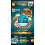 Purina ONE Natural, Grain Free Dry Cat Food, True Instinct Grain Free With Real Chicken - 14.4 lb. Bag