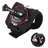 Mollikar] for DJI Osmo Action Camera Stand Multi-Function Palm Fix Strap Expansion Bracket